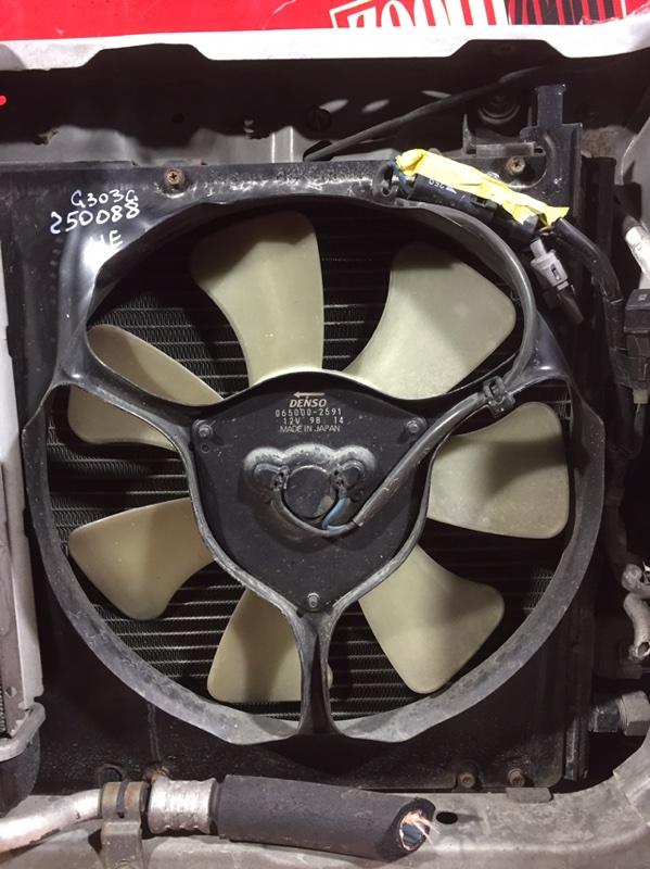 Радиатор кондиционера Daihatsu Pyzar G303G HE-EG 1998