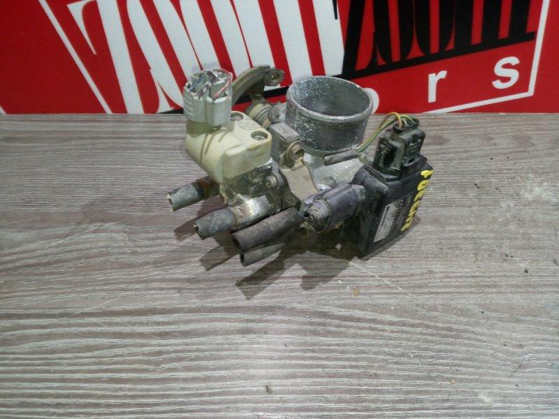 Заслонка дроссельная Toyota Tercel/corsa EL51 4E-FE 1994