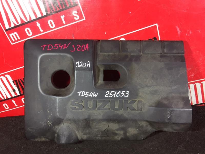 Крышка на двигатель декоративная Suzuki Escudo TD54W J20A 2006