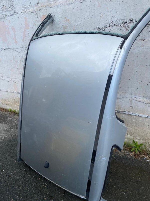 Крыша Toyota Rav4 ACA20 1AZ-FE 2000 серебро
