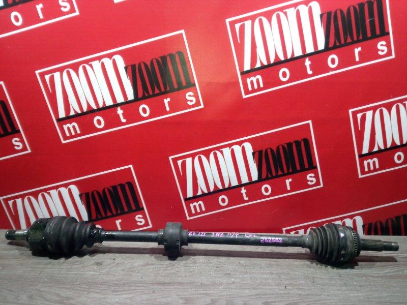 Привод Toyota Allex NZE121 1NZ-FE `2001 передний правый