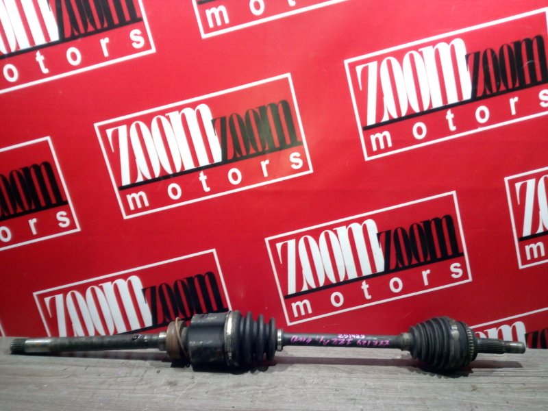 Привод Toyota Will Vs ZZE129 1ZZ-FE 2001 передний правый