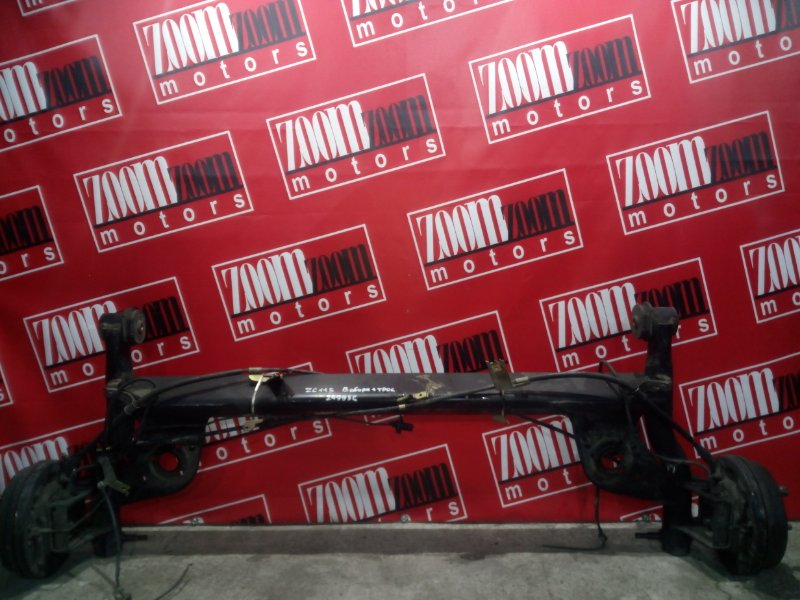 Балка поперечная Suzuki Swift ZC11S M13A 2004 задняя