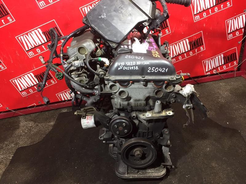 Двигатель Nissan Tino HV10 SR20DE 1998 092493B