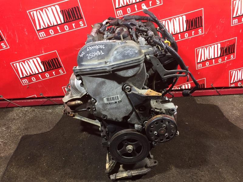 Двигатель Toyota Sienta NCP81 1NZ-FE 2003 B478086