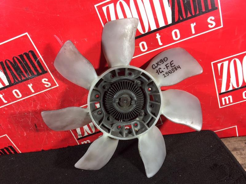 Вискомуфта вентилятора радиатора Toyota Mark Ii GX90 1G-FE 1992