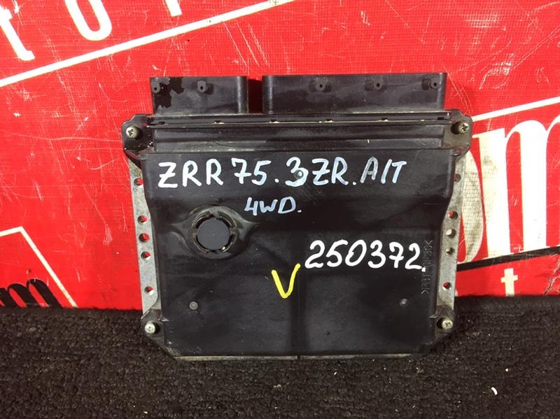 Компьютер (блок управления) Toyota Noah ZRR75W 3ZR-FAE 2007 89661-28070 212-3570