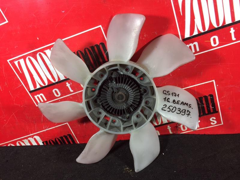 Вискомуфта вентилятора радиатора Toyota Crown GS171 1G-FE 1999