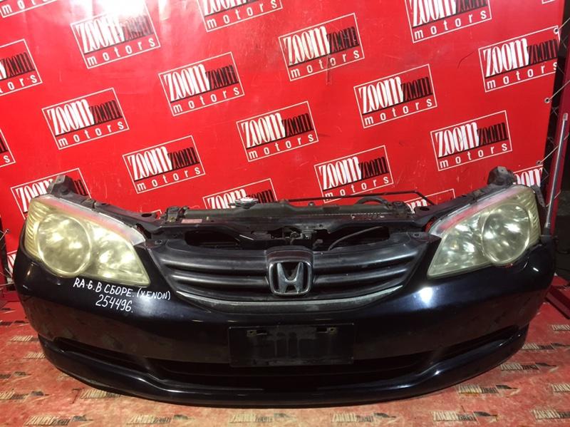 Nose cut Honda Odyssey RA6 F23A 1999 передний черный
