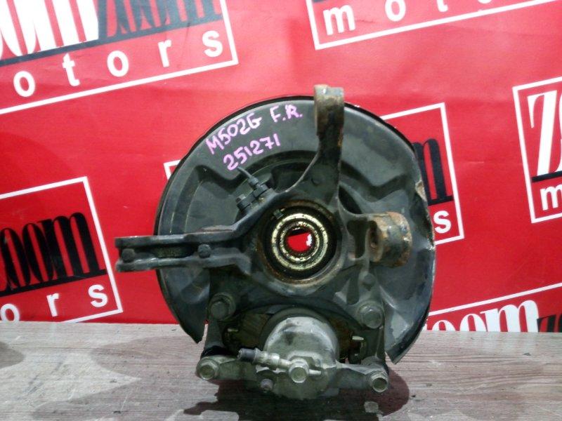 Ступица Toyota Passo Sette M502G 3SZ-VE 2008 передняя правая