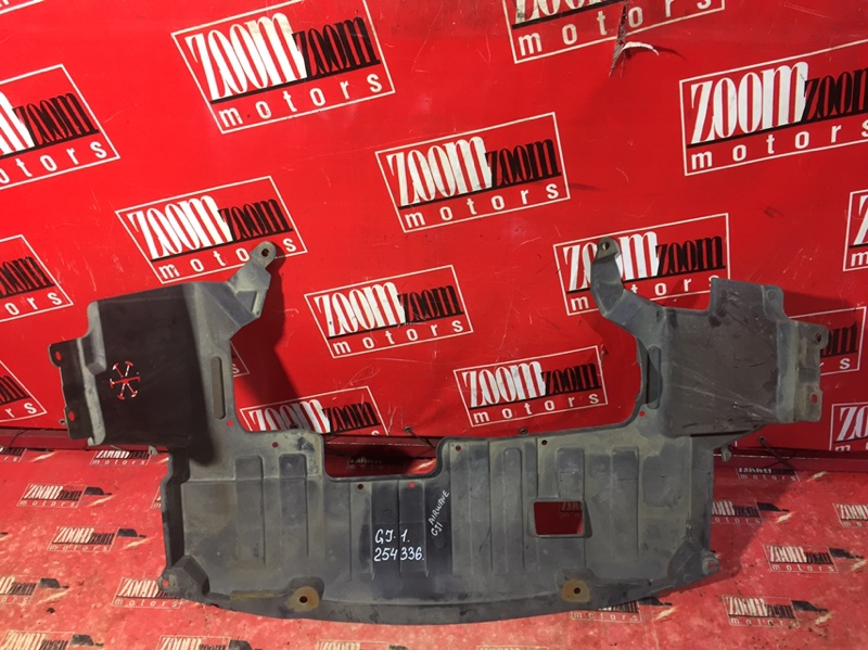 Защита двс Honda Airwave GJ1 L15A 2005 передняя