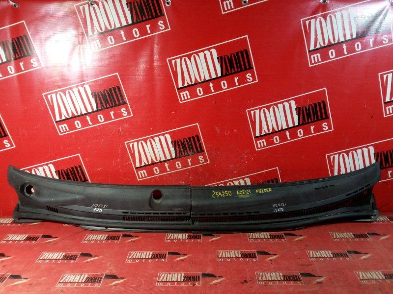 Решетка под лобовое стекло Toyota Corolla Fielder NZE121 1NZ-FE `2001