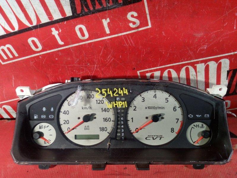 Комбинация приборов (спидометр) Nissan Primera HP11 SR20DE 1997 CQGJ1103