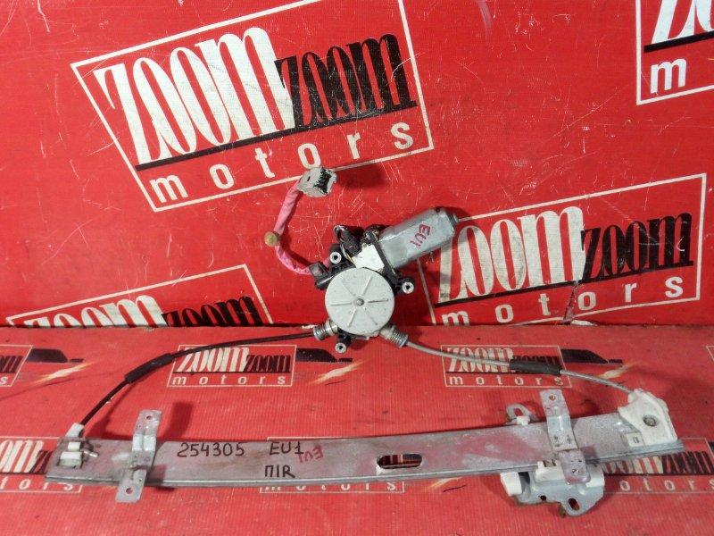 Стеклоподъемник Honda Civic EU1 D15B 2000 передний правый