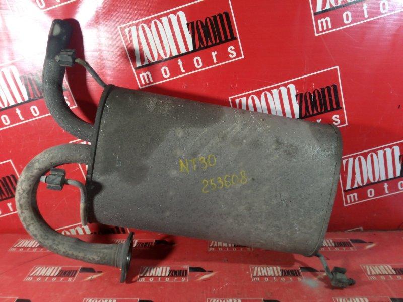 Глушитель Nissan X-Trail NT30 QR20DE 2000 задний
