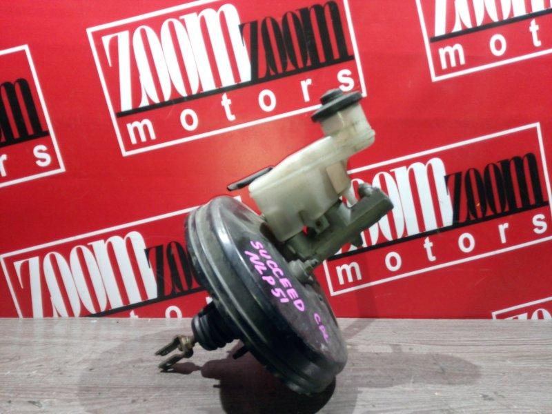 Главный тормозной цилиндр Toyota Succeed NLP51 1ND-TV 2002