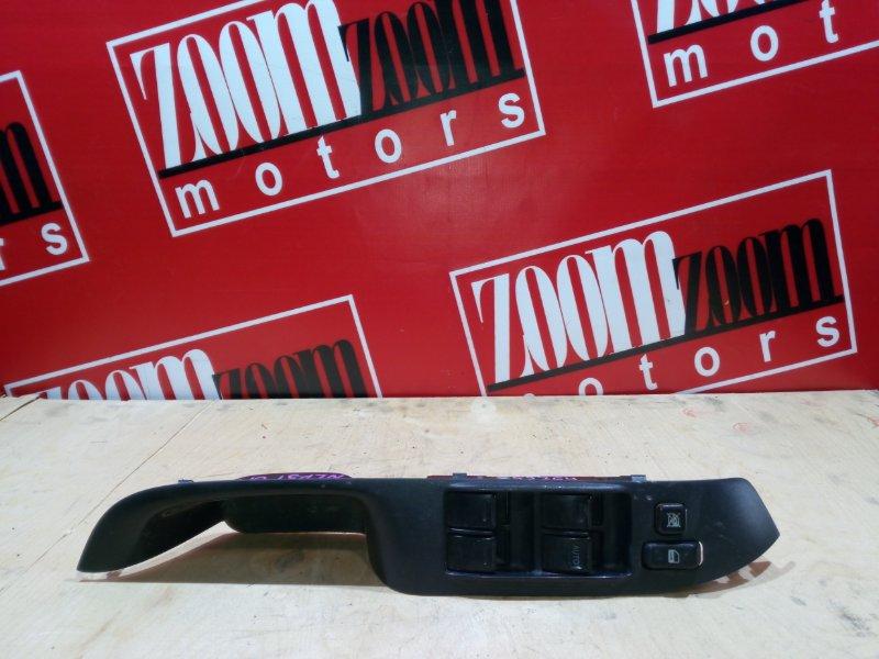 Блок управления стеклоподъемниками Toyota Succeed NLP51 1ND-TV 2002 передний правый