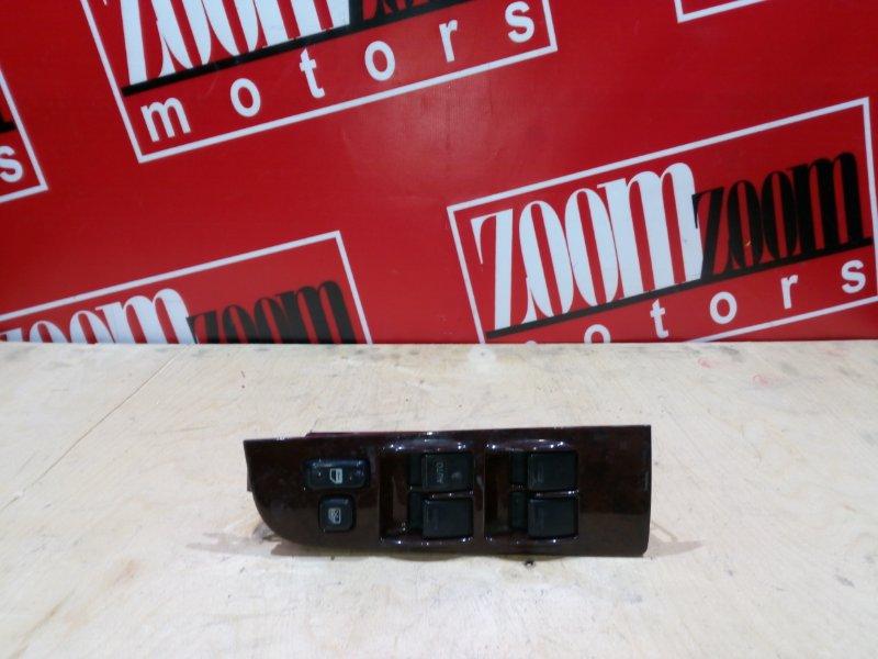 Блок управления стеклоподъемниками Toyota Corona Premio AT210 4A-FE 1998 передний правый