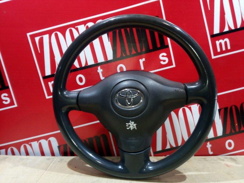 Руль Toyota Succeed NLP51 1ND-TV 2002 серый