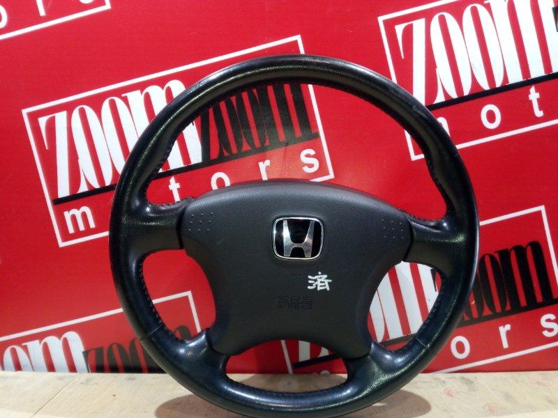 Руль Honda Civic Ferio ES9 LDA 2004 черный