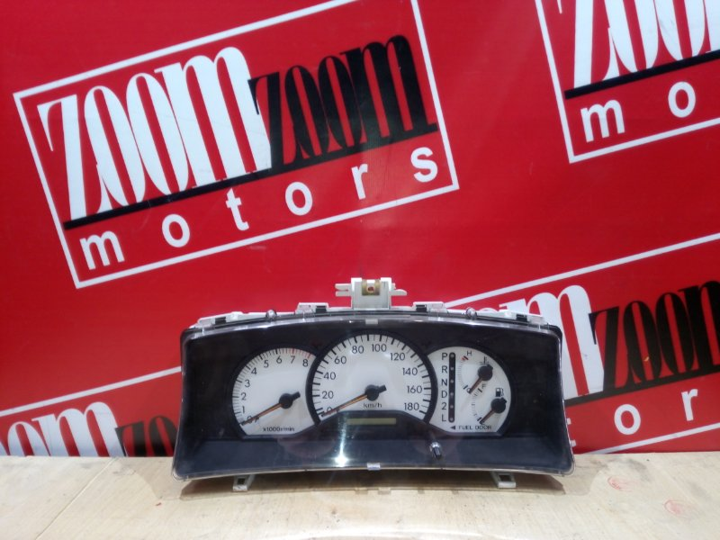 Комбинация приборов (спидометр) Toyota Allex NZE121 1NZ-FE 2001 83800-1H290