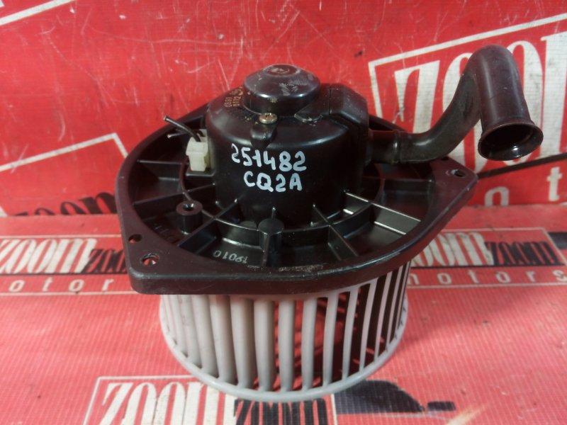 Вентилятор (мотор отопителя) Mitsubishi Dingo CQ2A 4G13 2000