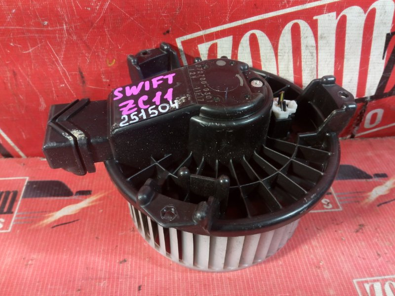 Вентилятор (мотор отопителя) Suzuki Swift ZC11S M13A 2004