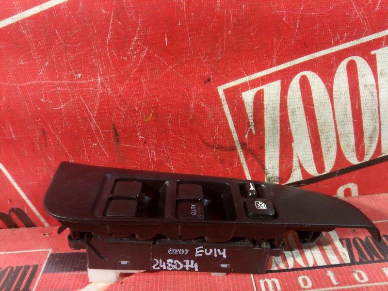 Блок управления стеклоподъемниками Nissan Bluebird EU14 SR20DE 1997 передний правый