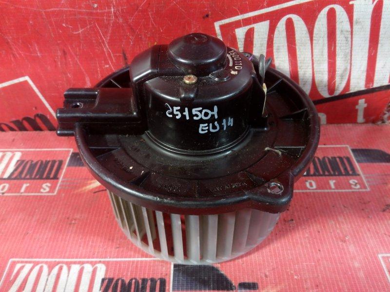 Вентилятор (мотор отопителя) Nissan Bluebird EU14 SR20DE 1998