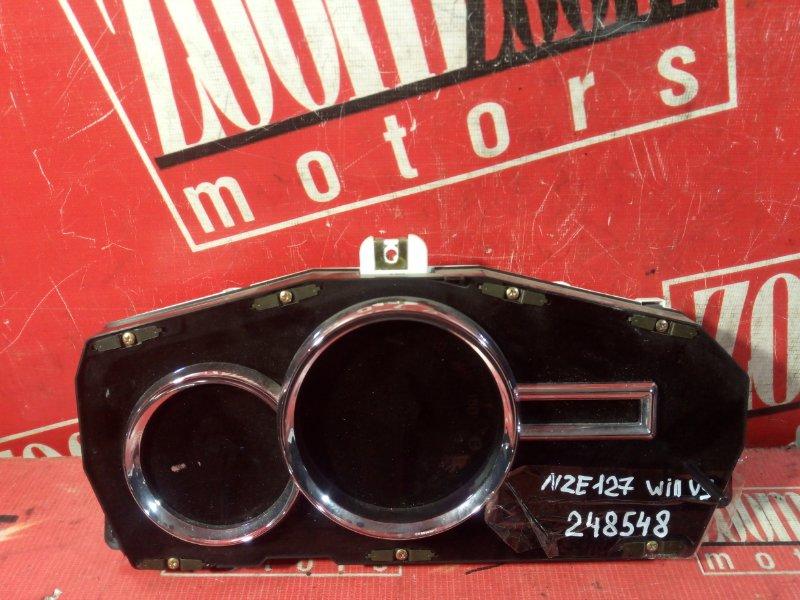 Комбинация приборов (спидометр) Toyota Will Vs NZE127 1NZ-FE 2001 83800-1H490 257420-0280
