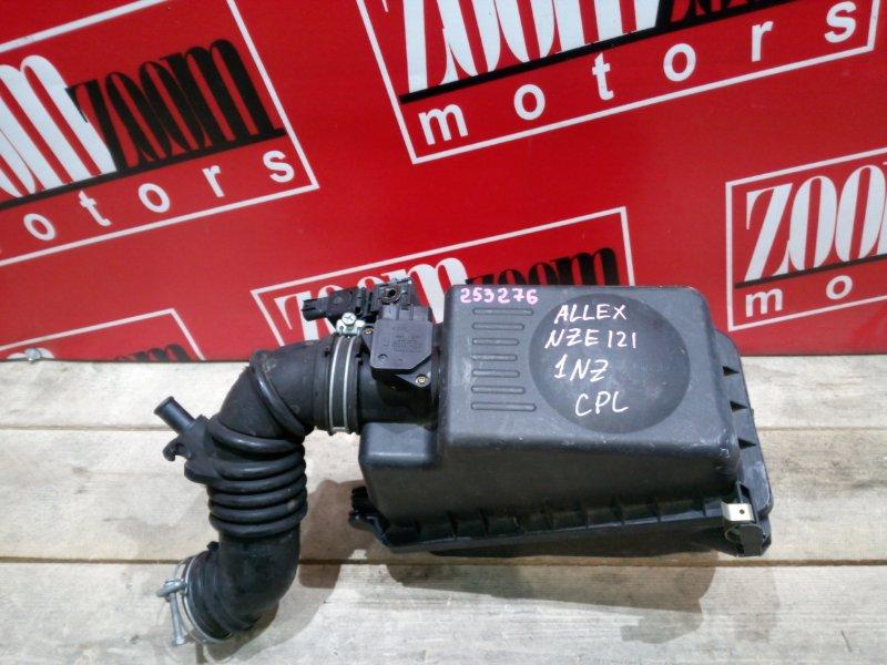 Корпус воздушного фильтра Toyota Allex NZE121 1NZ-FE 2001