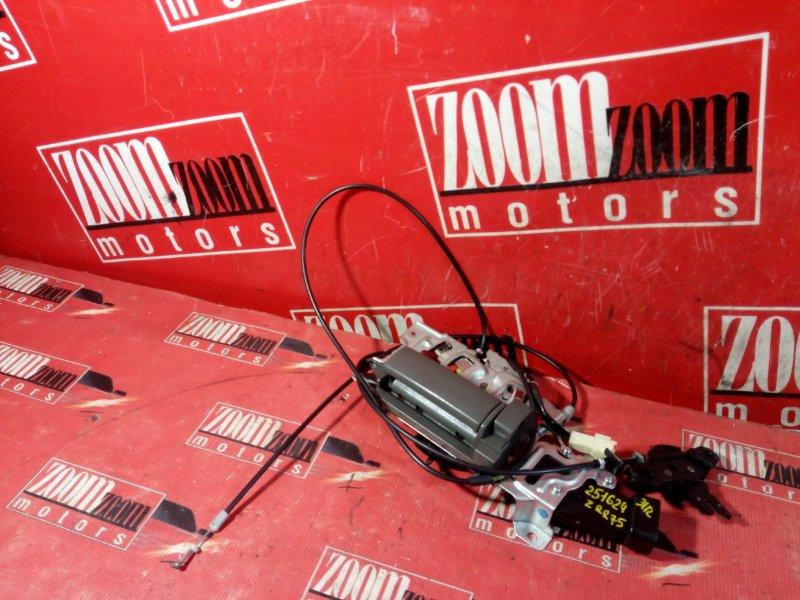 Ручка внутренняя Toyota Noah ZRR75W 3ZR-FAE 2007 задняя правая