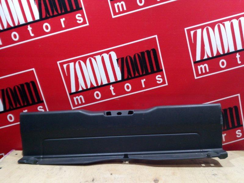 Накладка багажника Honda Civic EU1 D15B 2000 задняя черный