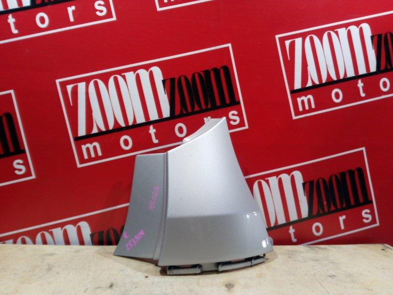 Планка под фонарь Toyota Passo Sette M502G 3SZ-VE 2008 задняя правая серебро