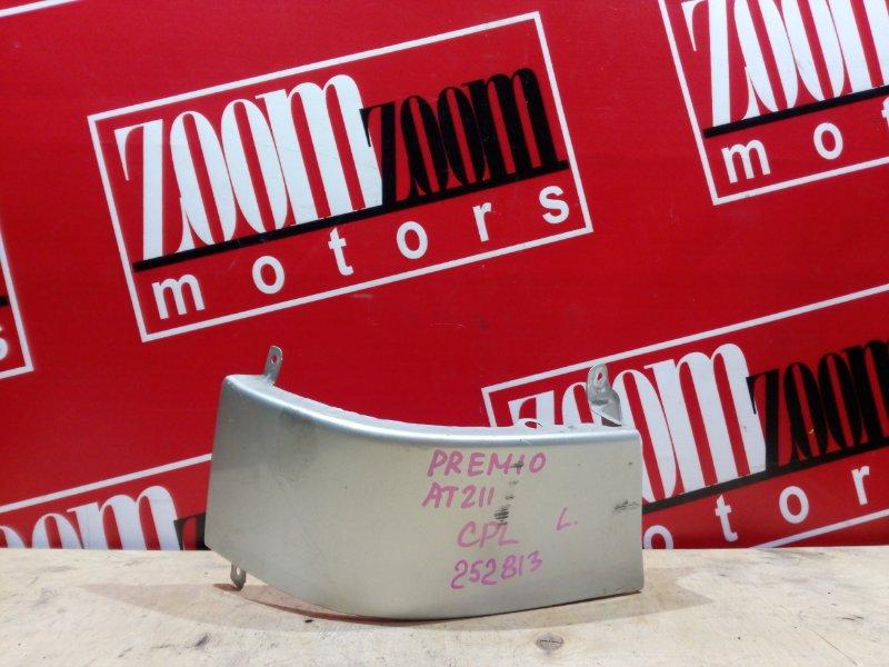 Планка под фонарь Toyota Corona Premio AT210 4A-FE 1998 задняя левая золото