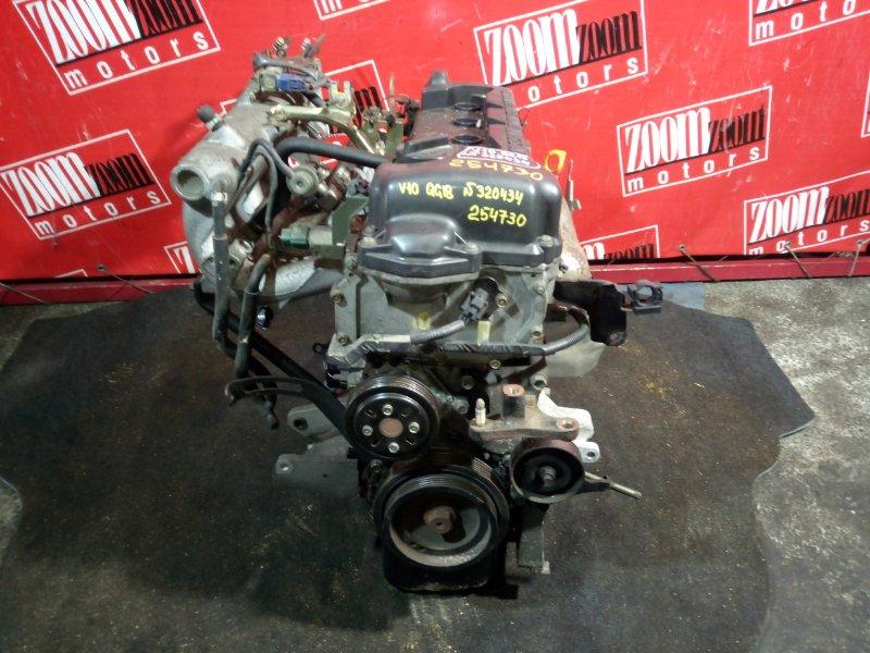 Двигатель Nissan Tino V10 QG18DE 1998 320434