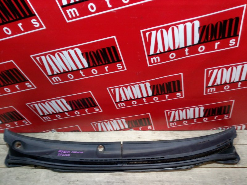 Решетка под лобовое стекло Toyota Corolla NZE121 1NZ-FE 2000