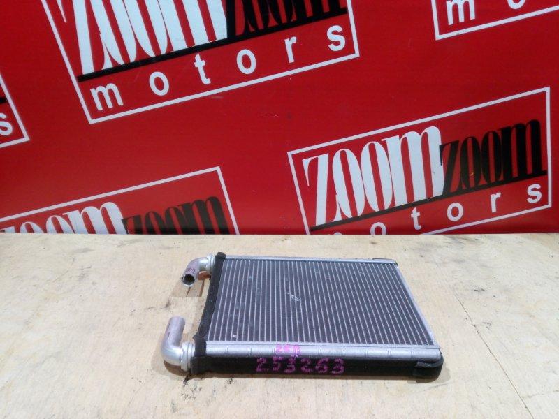 Радиатор отопителя Toyota Corolla NZE121 1NZ-FE 2000