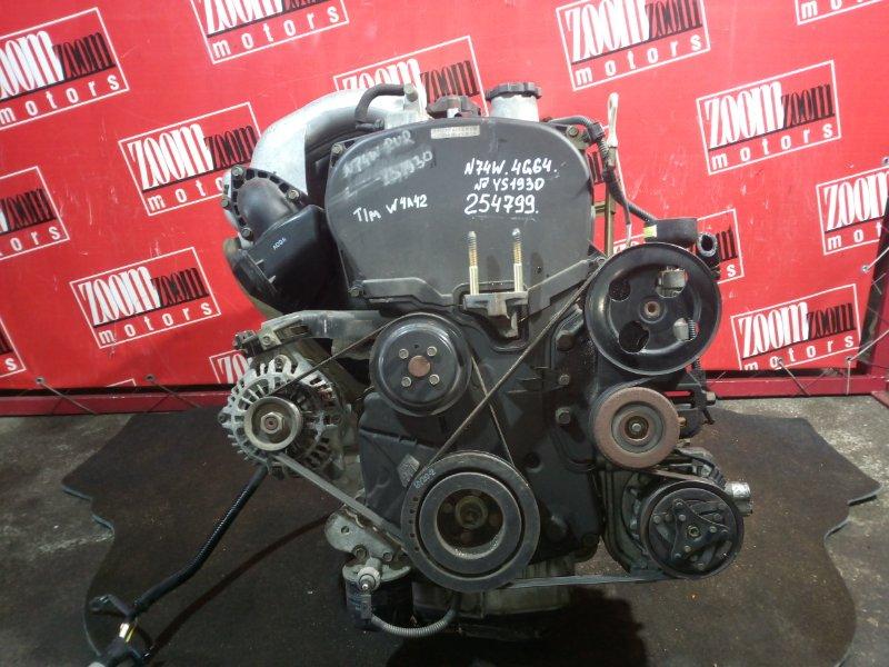 Двигатель Mitsubishi Rvr N74WG 4G64 1997 YS1930