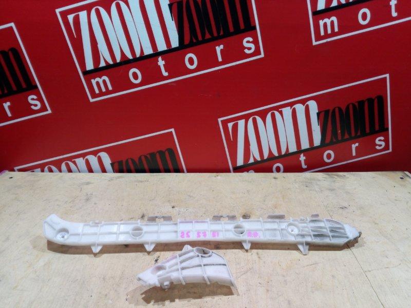 Клипса бампера Toyota Voxy ZRR70G 3ZR-FE 2007 задняя правая