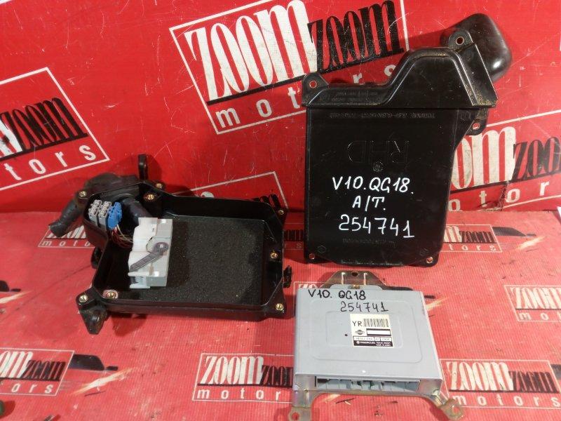 Компьютер (блок управления) Nissan Tino V10 QG18DE 1998