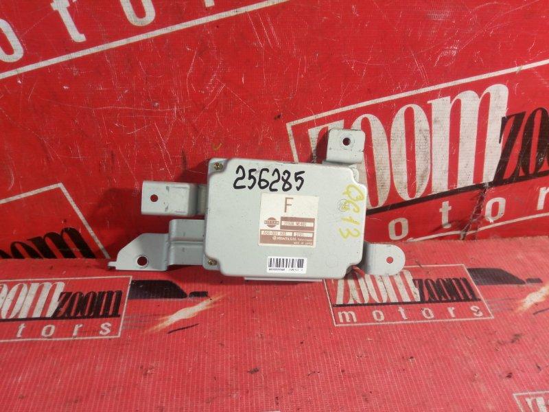 Компьютер (блок управления) Nissan Ad WFY11 QG13DE 1999 31036 WE400 A64-000 A85 3Z01
