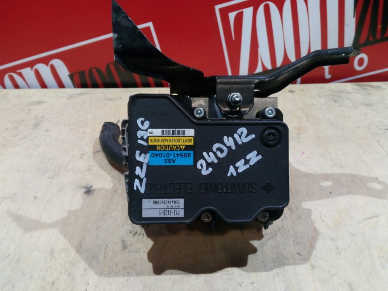 Блок abs (модулятор abs) Toyota Voltz ZZE136 1ZZ-FE 2002 44510-01050