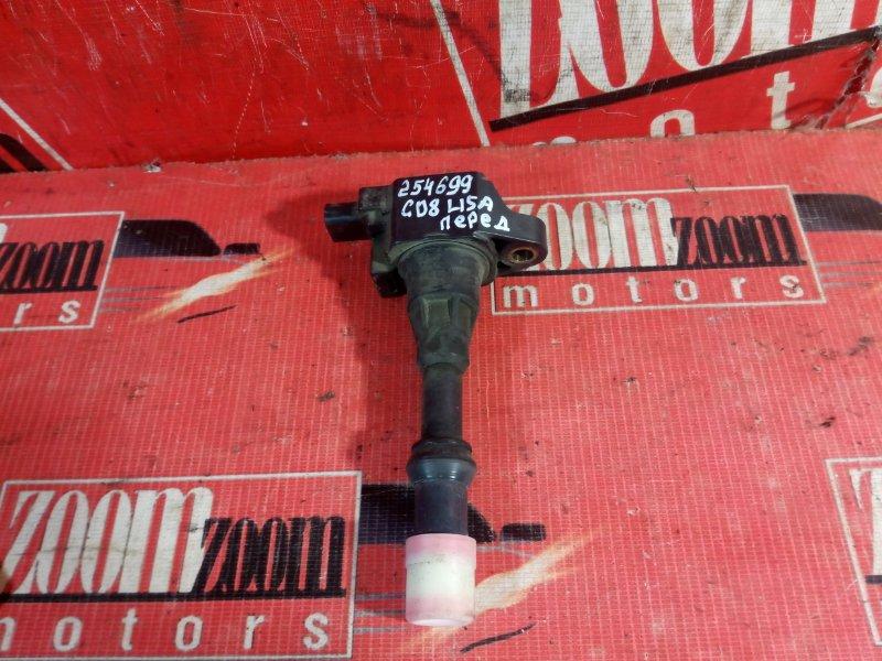 Катушка зажигания Honda Fit Aria GD8 L15A 2002 передняя