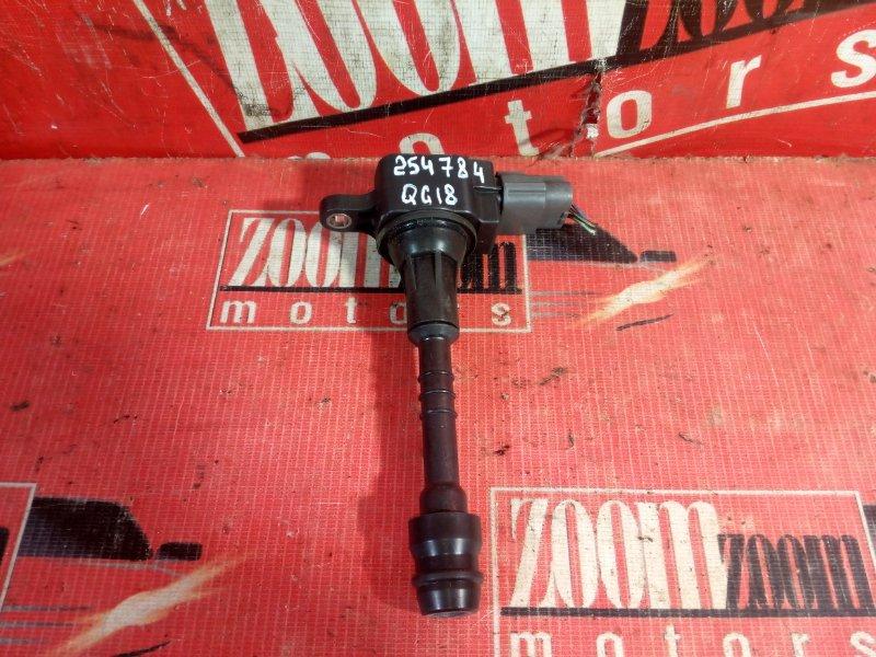 Катушка зажигания Nissan Bluebird Sylphy QG10 QG18DE 2000