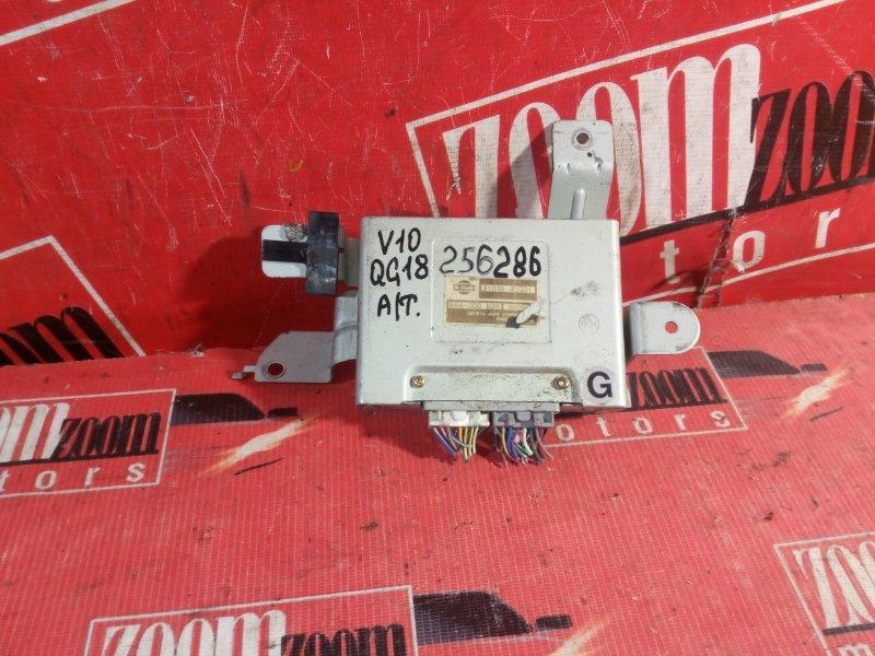 Компьютер (блок управления) Nissan Tino V10 QG18DE 1998 31036 4U001 A64-000 B39 0906