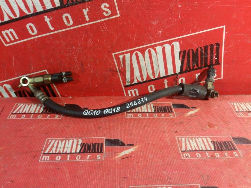 Шланг высокого давления Nissan Bluebird Sylphy TG10 QG18DE 2000