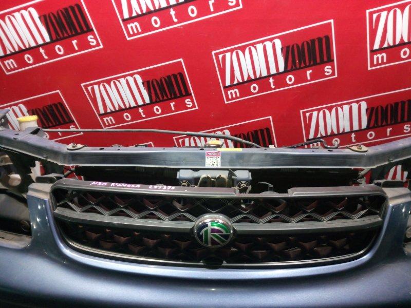 Решетка радиатора Nissan R'nessa N30 SR20DE 1997 черный