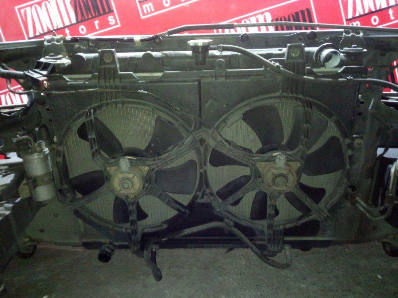 Радиатор двигателя Nissan R'nessa N30 SR20DE 1997