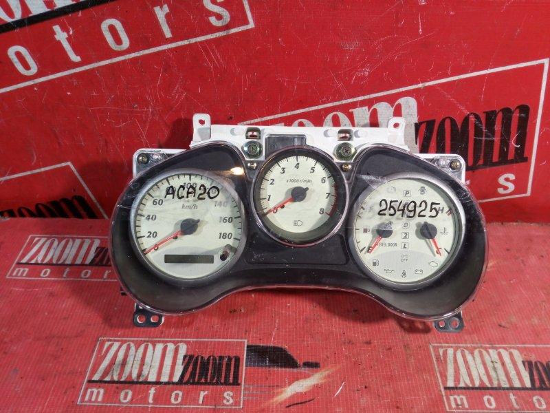 Комбинация приборов (спидометр) Toyota Rav4 ACA20 1AZ-FSE 2000 83800-42771 157510-8360